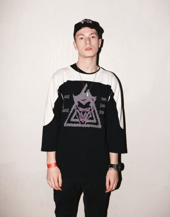 Pictured: Bladee