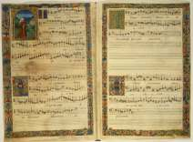 Early Printed Music Book